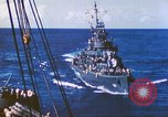 Image of Destroyer USS Frazier, DD-607 Tarawa Gilbert Islands, 1944, second 44 stock footage video 65675062566