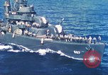 Image of Destroyer USS Frazier, DD-607 Tarawa Gilbert Islands, 1944, second 59 stock footage video 65675062566