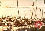 Image of United States soldiers Tarawa Gilbert Islands, 1944, second 1 stock footage video 65675062567