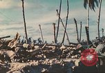 Image of United States soldiers Tarawa Gilbert Islands, 1944, second 5 stock footage video 65675062567