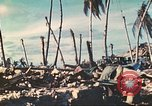 Image of United States soldiers Tarawa Gilbert Islands, 1944, second 11 stock footage video 65675062567