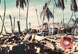 Image of United States soldiers Tarawa Gilbert Islands, 1944, second 20 stock footage video 65675062567
