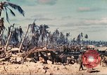 Image of United States soldiers Tarawa Gilbert Islands, 1944, second 23 stock footage video 65675062567