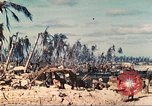 Image of United States soldiers Tarawa Gilbert Islands, 1944, second 25 stock footage video 65675062567