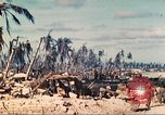 Image of United States soldiers Tarawa Gilbert Islands, 1944, second 26 stock footage video 65675062567