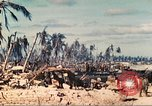 Image of United States soldiers Tarawa Gilbert Islands, 1944, second 27 stock footage video 65675062567