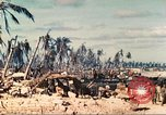 Image of United States soldiers Tarawa Gilbert Islands, 1944, second 28 stock footage video 65675062567