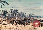 Image of United States soldiers Tarawa Gilbert Islands, 1944, second 29 stock footage video 65675062567