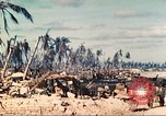 Image of United States soldiers Tarawa Gilbert Islands, 1944, second 30 stock footage video 65675062567