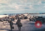 Image of United States soldiers Tarawa Gilbert Islands, 1944, second 32 stock footage video 65675062567