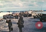 Image of United States soldiers Tarawa Gilbert Islands, 1944, second 35 stock footage video 65675062567