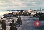Image of United States soldiers Tarawa Gilbert Islands, 1944, second 38 stock footage video 65675062567
