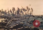 Image of United States soldiers Tarawa Gilbert Islands, 1944, second 51 stock footage video 65675062567