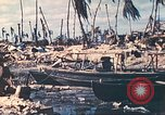 Image of United States soldiers Tarawa Gilbert Islands, 1944, second 52 stock footage video 65675062567