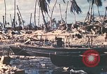 Image of United States soldiers Tarawa Gilbert Islands, 1944, second 54 stock footage video 65675062567