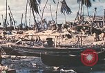 Image of United States soldiers Tarawa Gilbert Islands, 1944, second 55 stock footage video 65675062567