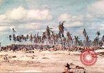 Image of United States soldiers Tarawa Gilbert Islands, 1944, second 59 stock footage video 65675062567