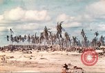 Image of United States soldiers Tarawa Gilbert Islands, 1944, second 60 stock footage video 65675062567