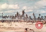 Image of United States soldiers Tarawa Gilbert Islands, 1944, second 61 stock footage video 65675062567