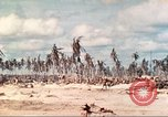 Image of United States soldiers Tarawa Gilbert Islands, 1944, second 62 stock footage video 65675062567