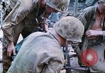 Image of United States Marines Saipan Northern Mariana Islands, 1944, second 49 stock footage video 65675062591