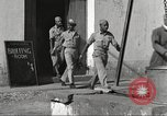Image of Pilots of 332nd Fighter Group head out on a mission Termoli Italy, 1944, second 5 stock footage video 65675062599
