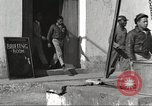 Image of Pilots of 332nd Fighter Group head out on a mission Termoli Italy, 1944, second 16 stock footage video 65675062599