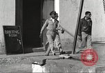 Image of Pilots of 332nd Fighter Group head out on a mission Termoli Italy, 1944, second 18 stock footage video 65675062599