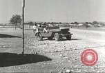 Image of Pilots of 332nd Fighter Group head out on a mission Termoli Italy, 1944, second 24 stock footage video 65675062599