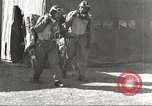 Image of Pilots of 332nd Fighter Group head out on a mission Termoli Italy, 1944, second 39 stock footage video 65675062599