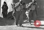 Image of Pilots of 332nd Fighter Group head out on a mission Termoli Italy, 1944, second 40 stock footage video 65675062599