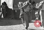 Image of Pilots of 332nd Fighter Group head out on a mission Termoli Italy, 1944, second 41 stock footage video 65675062599