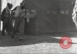 Image of Pilots of 332nd Fighter Group head out on a mission Termoli Italy, 1944, second 48 stock footage video 65675062599