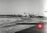 Image of Pilots of 332nd Fighter Group head out on a mission Termoli Italy, 1944, second 52 stock footage video 65675062599