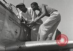 Image of Ground crewmwn servicing P-51s of the 332nd Fighter Group Termoli Italy, 1944, second 38 stock footage video 65675062602