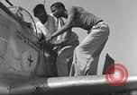 Image of Ground crewmwn servicing P-51s of the 332nd Fighter Group Termoli Italy, 1944, second 43 stock footage video 65675062602
