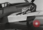 Image of Ground crewmwn servicing P-51s of the 332nd Fighter Group Termoli Italy, 1944, second 54 stock footage video 65675062602