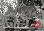 Image of British Officers Orsogna Italy, 1943, second 3 stock footage video 65675062603