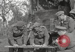 Image of British Officers Orsogna Italy, 1943, second 14 stock footage video 65675062603