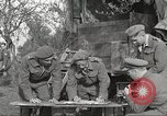 Image of British Officers Orsogna Italy, 1943, second 18 stock footage video 65675062603