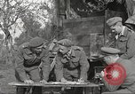 Image of British Officers Orsogna Italy, 1943, second 20 stock footage video 65675062603