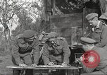 Image of British Officers Orsogna Italy, 1943, second 21 stock footage video 65675062603