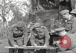 Image of British Officers Orsogna Italy, 1943, second 22 stock footage video 65675062603