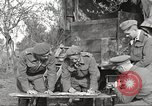Image of British Officers Orsogna Italy, 1943, second 23 stock footage video 65675062603
