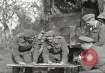Image of British Officers Orsogna Italy, 1943, second 24 stock footage video 65675062603