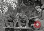 Image of British Officers Orsogna Italy, 1943, second 25 stock footage video 65675062603