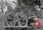 Image of British Officers Orsogna Italy, 1943, second 26 stock footage video 65675062603
