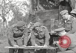 Image of British Officers Orsogna Italy, 1943, second 27 stock footage video 65675062603