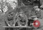 Image of British Officers Orsogna Italy, 1943, second 28 stock footage video 65675062603