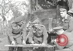 Image of British Officers Orsogna Italy, 1943, second 29 stock footage video 65675062603